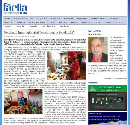 articol Faclia 14 ian 2015