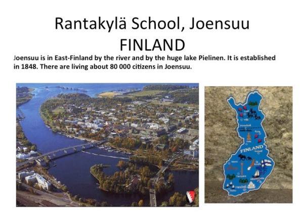 CCRantakylä School